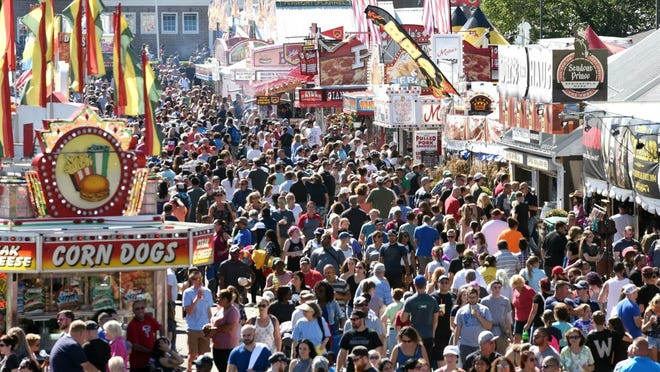 The Big E Fair in 2020 has been canceled because of COVID-19.