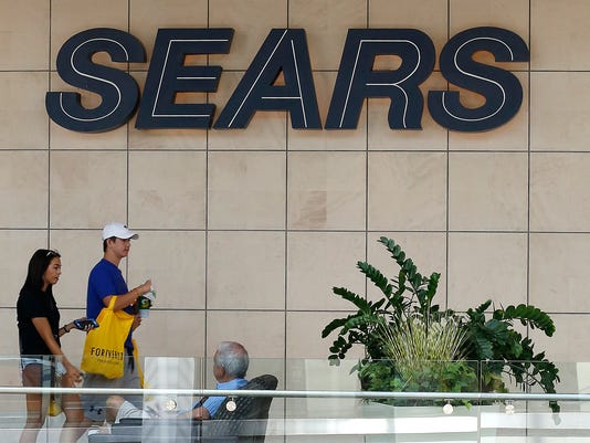 SEARS HOLDINGS CREDIT DOWNGRADE