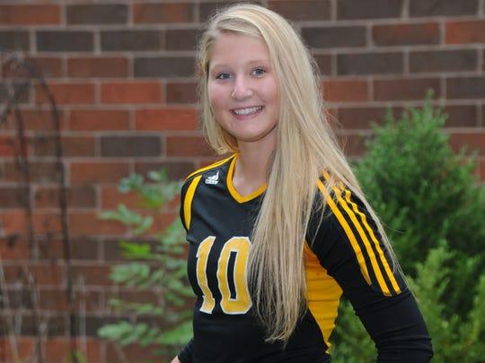 Megan Sharkey, Bettendorf