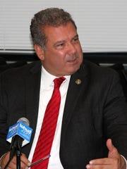 Lawsuit: Ex-Yonkers school chief Yazurlo quit over false