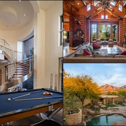 Baseball stars selling posh, grand-slam Arizona mansions