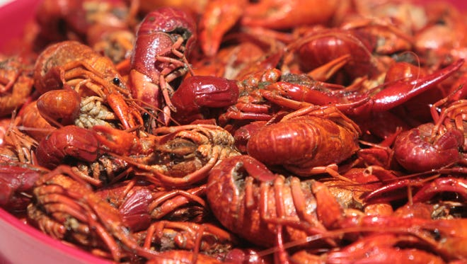 Crawfish Boil on the Rooftop, an annual fundraiser for Downtown Lafayette Unlimited, returns Wednesday.