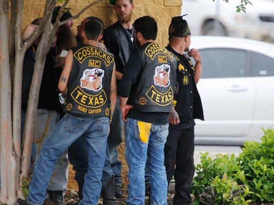 AP WACO SHOOTING A USA TX