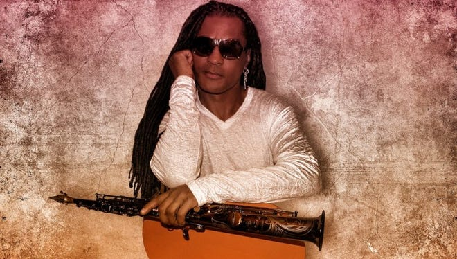 Marion Meadows will headline the 2016 Derby City Jazz Festival at Fourth Street Live.