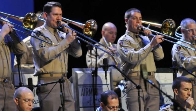 Glenn Miller band concert will be performed on Dec. 14, by Airman of Note coming from Washington D.C.