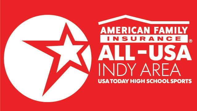This year's American Family Insurance ALL-USA Indy Area Girls Basketball team.