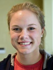 Samantha Bender, Chambersburg softball.