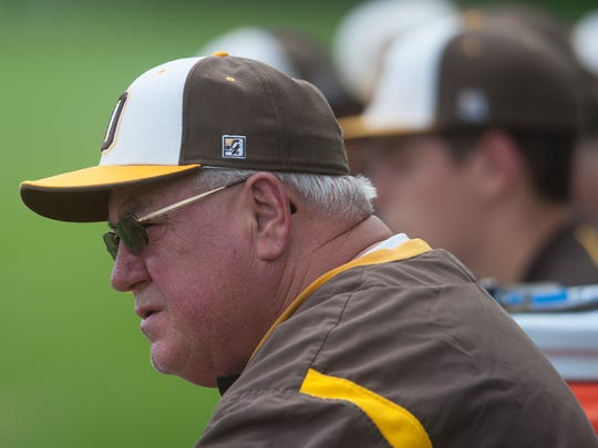Delran baseball coach Rich Bender retired Wednesday as South Jersey's all-time winningest coach.