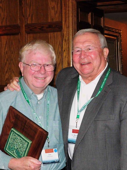 LBP and Jim Meenahan 2014 Heritage Partner Award (2).jpg