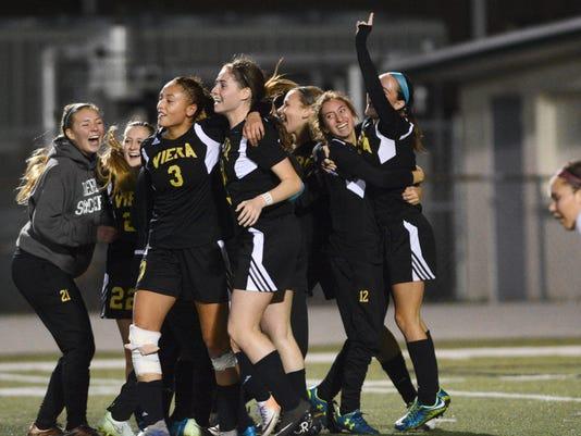 High School Soccer: FHSAA Class 4A State Semifinals: Niceville vs. Viera