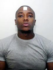 Tyrone Alder, 25, of Salford, England, was sentenced