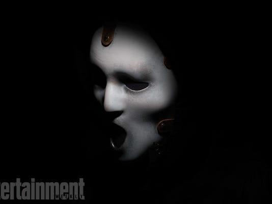 Scream mask, revamped
