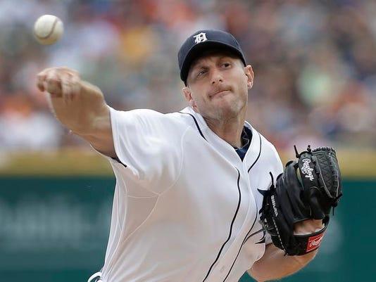 Dodgers Tigers Baseball
