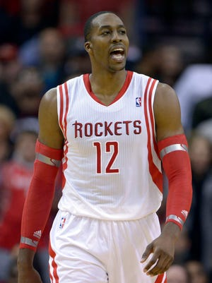 Dwight Howard was 5-of-16 from the free-throw line in the loss to the Lakers.