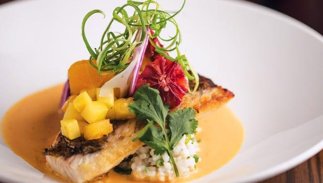 The No. 6 restaurant on the Nashville Lifestyles' Best Restaurants list is Sinema.