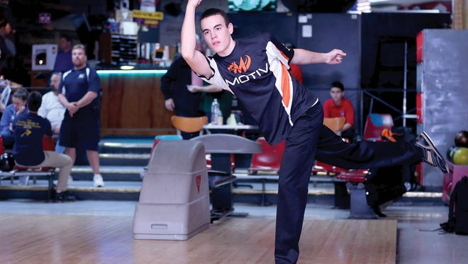Dumont senior Kyle Schellberg, a member of the North Jersey boys 300 club, is a bowler to watch for the 2016-17 high school season.