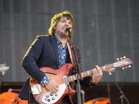 MANCHESTER, TN - JUNE 14: Musician Jeff Tweedy of Wilco