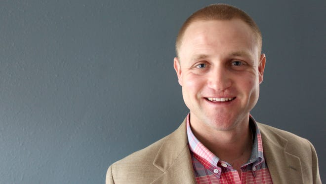 Former NFL kicker Nate Kaeding is working on a master's degree to prepare for a future in business.