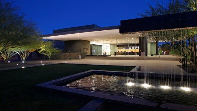 Phoenix Art Museum.