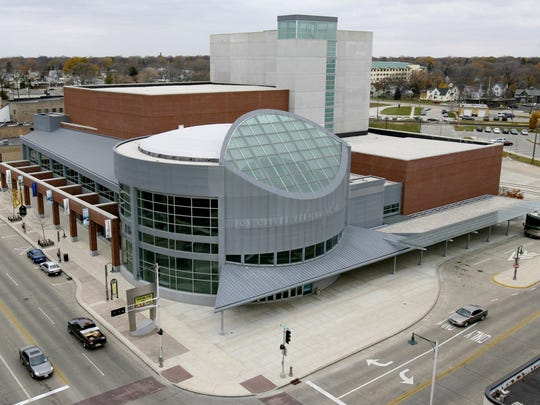 """The Fox Cities Performing Arts Center drew more than 210,000 people through its doors in the 2013-14 fiscal year. """"I think again it just underscores the value that the community sees in their experiences here,"""" Van Laanen said in releasing the PAC's annual report."""