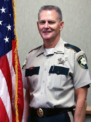 Forrest County Sheriff Billy McGee