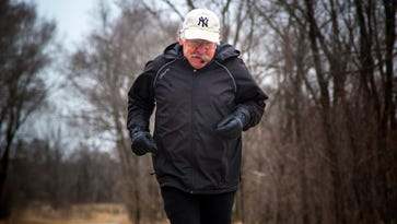Why an Iowa man has taken a run every day for 41 years, and counting