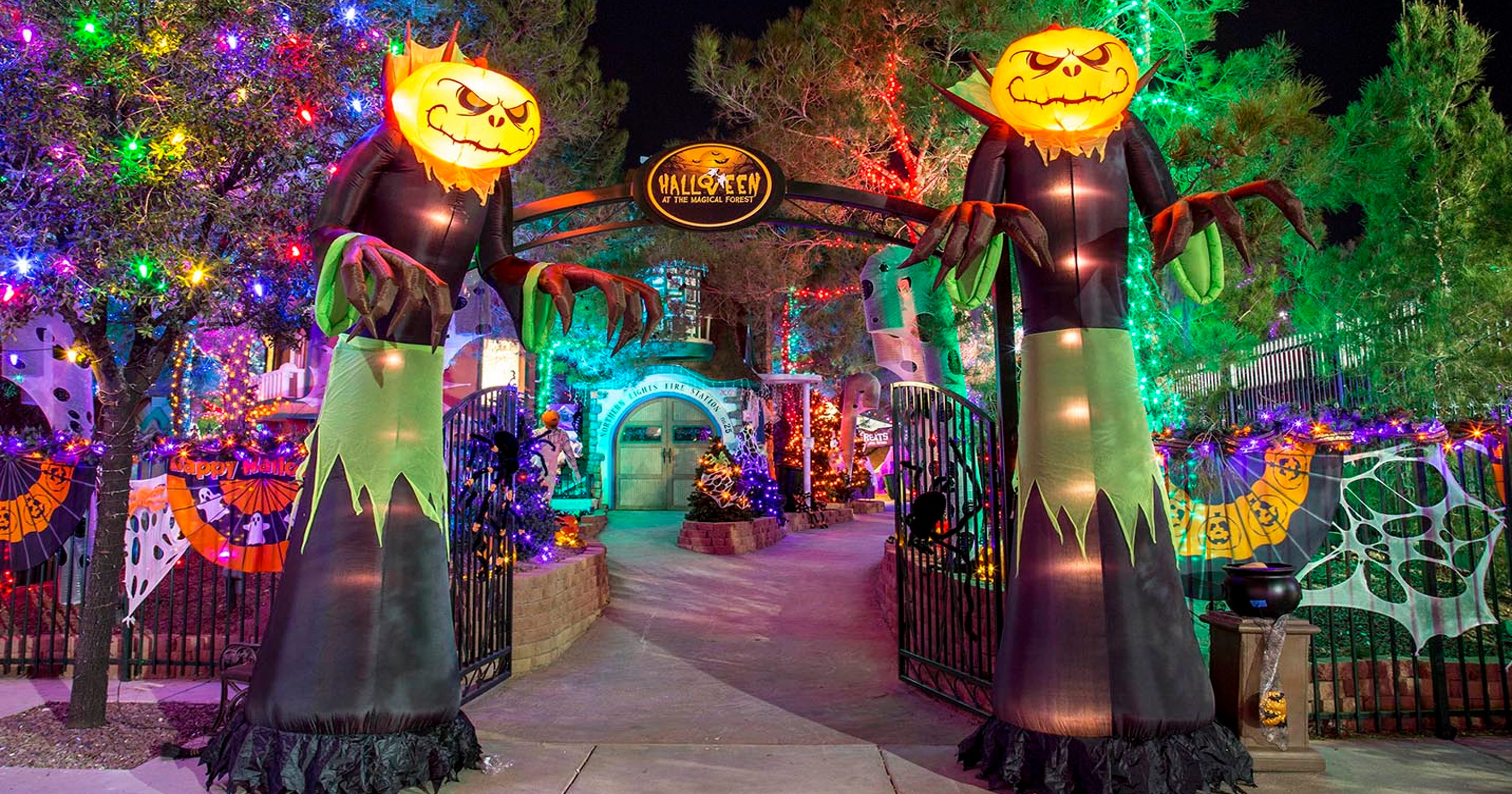 las vegas halloween attractions for every traveler