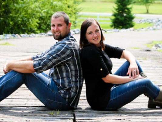 Engagements: Emily Packert & Kyle Gill