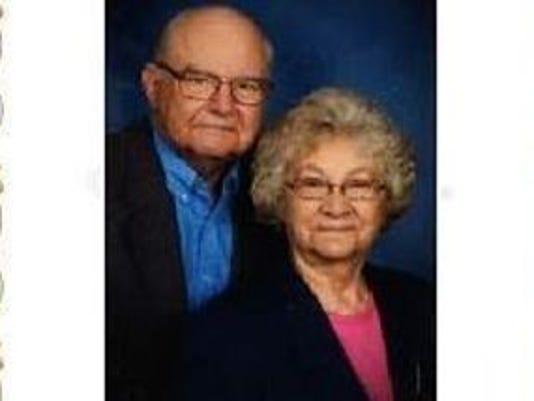Anniversaries: Rosemary Winch & Paul Winch
