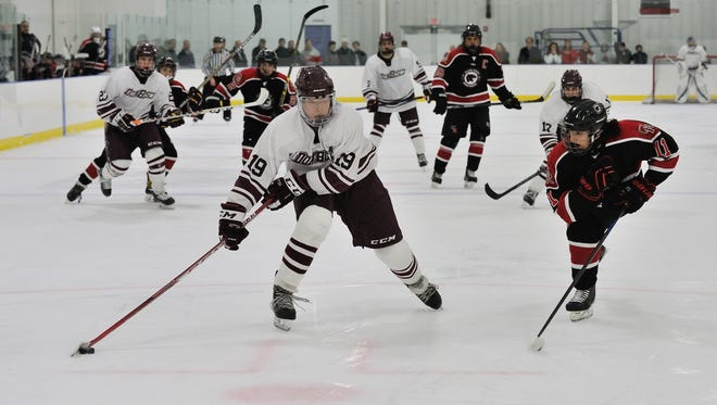 Don Bosco and Glen Rock are heading into the state tournament.