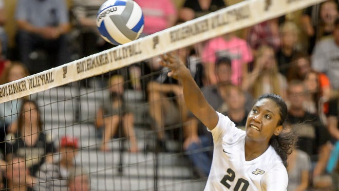 Danielle Cuttino has earned her way into the rotation as a freshman.