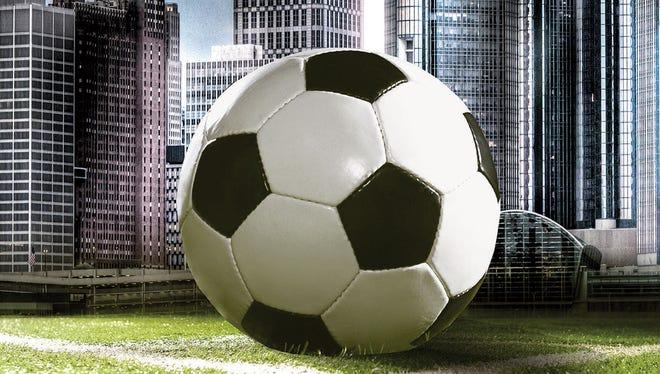 Soccer in Detroit
