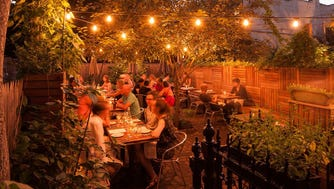 Completely charming in every sense of the word, Faun offers a cozy neighborhood space and romantic backyard in the warmer months, in which to enjoy seasonal, modern Italian dishes.