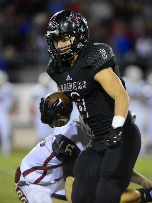 Navarre Raiders host Tate Aggies in 1-6A quarterfinal