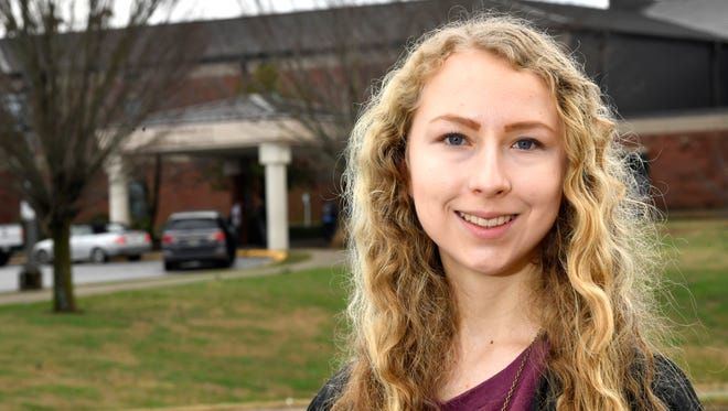 Maggie Herndon is a Centennial High School senior. After the school shooting in Parkland, Florida, she felt compelled to contact The Tennessean to share an essay about why she is for more gun control.