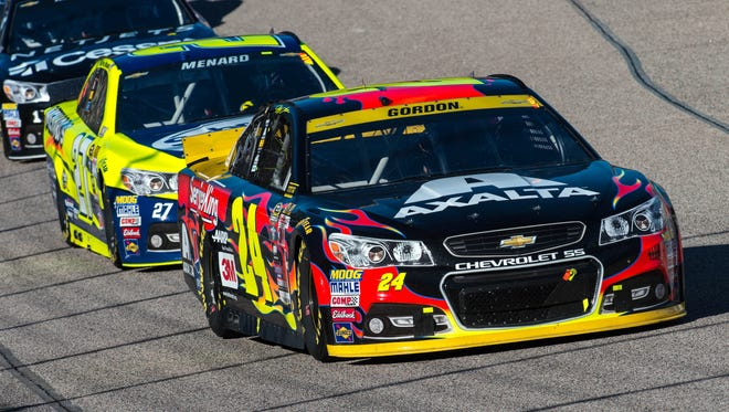 Can Jeff Gordon win the Chase in his final run?