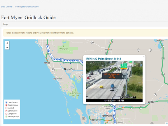Beat the traffic in Fort Myers by using our Gridlock Guide.