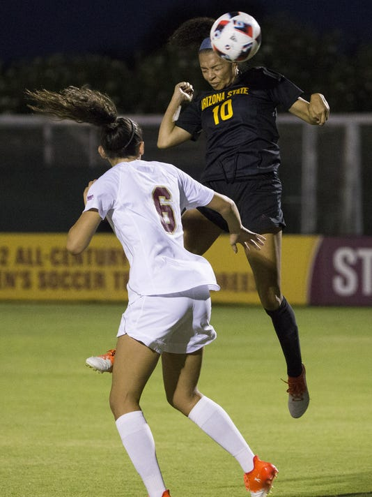 ASU Soccer vs Denver University