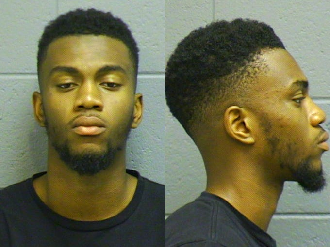 UGA student Bamidele O. Oluwadare is charged with raping