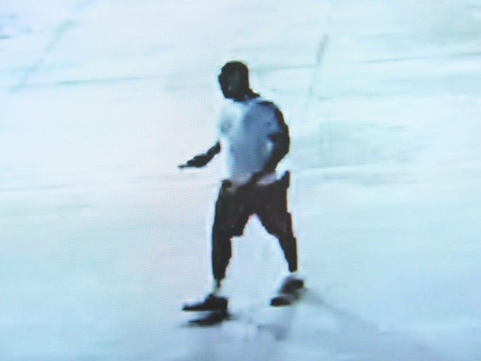 Harris County Sheriff's officials believe this man