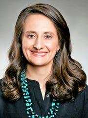 Pauline Barreras, new vice president of deposit operations at Western Heritage Bank.