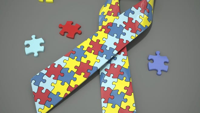 April is World Autism Awareness Month.