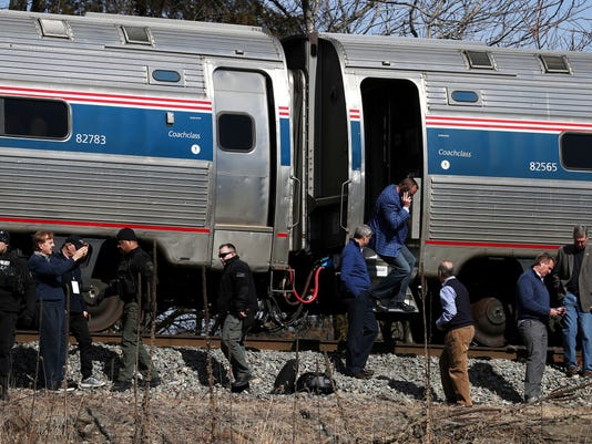AP GOP TRAIN ACCIDENT A USA VA