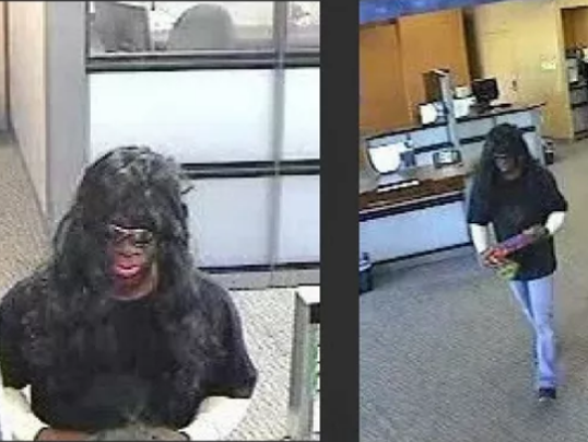 Mesa Bank Robber Suspect