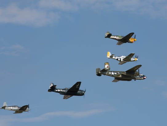 EAA AirVenture Oshkosh is one of the USA's most popular