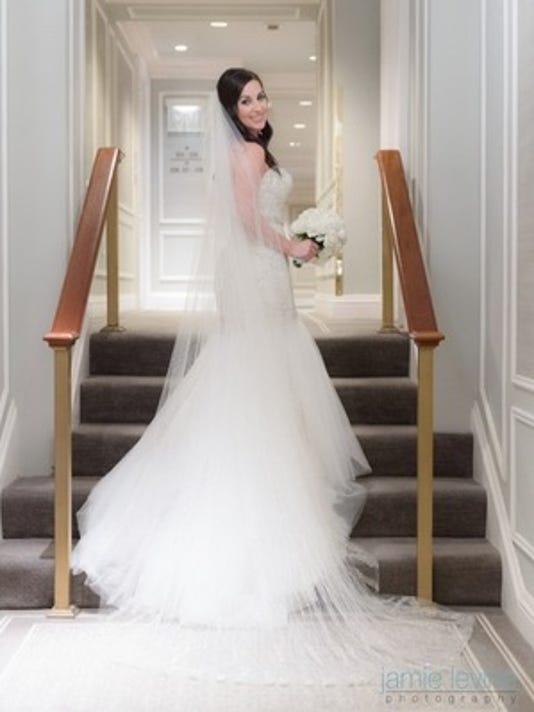 Weddings: Sarah Michelle Diesi & Marvin Earl Ellis, Jr.