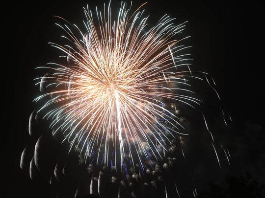 Photos from the Celebration Under the Stars event, on Friday July 4, 2014, at McKnight Park, in Murfreesboro.