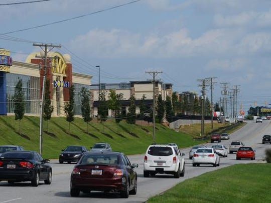 The city has a plan to manage congestion on Woodruff Road this holiday shopping season.