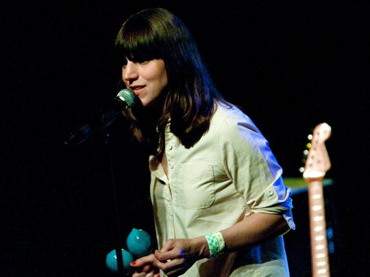 Eleanor Friedberger will perform on April 30 at the Hi-Fi.