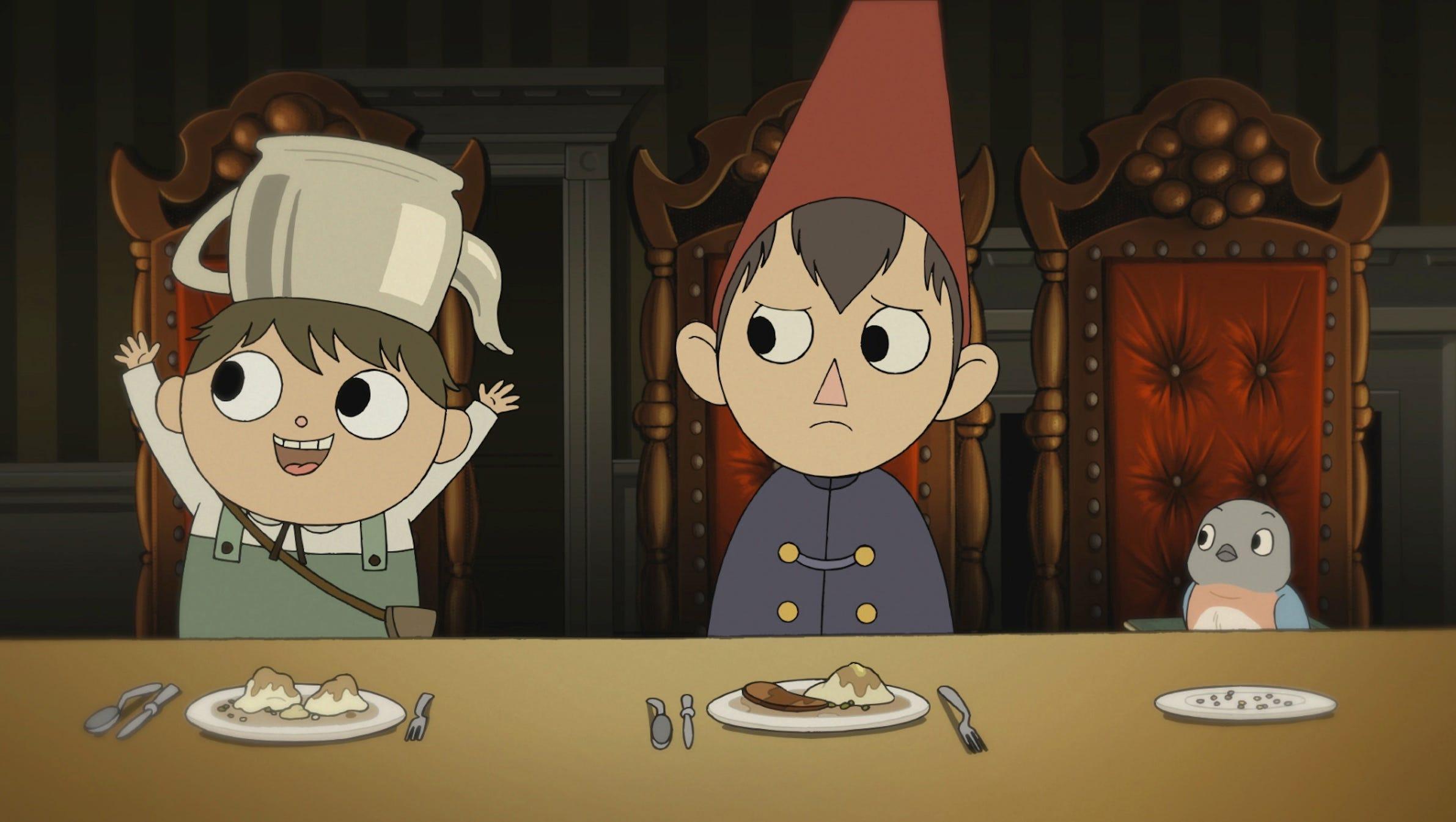 Gilbert Boy Stars With Elijah Wood In Cartoon Network Series